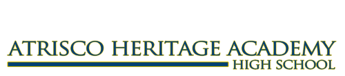 Atrisco Heritage Academy High School  Logo